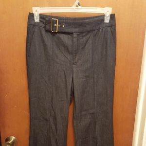 NWT Chico's The Platinum Trouser Size 0.5 aka 6